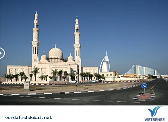 Thành phố Dubai xưa và nay - Ảnh 12