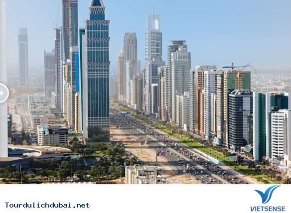 Thành phố Dubai xưa và nay - Ảnh 18