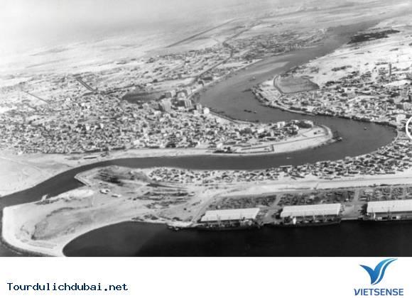 Thành phố Dubai xưa và nay - Ảnh 13