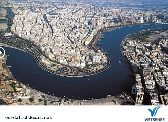 Thành phố Dubai xưa và nay - Ảnh 14