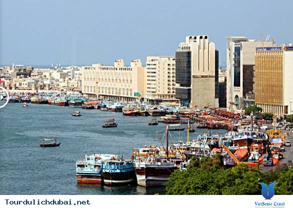 Thành phố Dubai xưa và nay - Ảnh 6