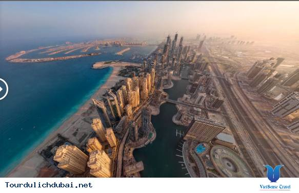 Thành phố Dubai xưa và nay - Ảnh 4