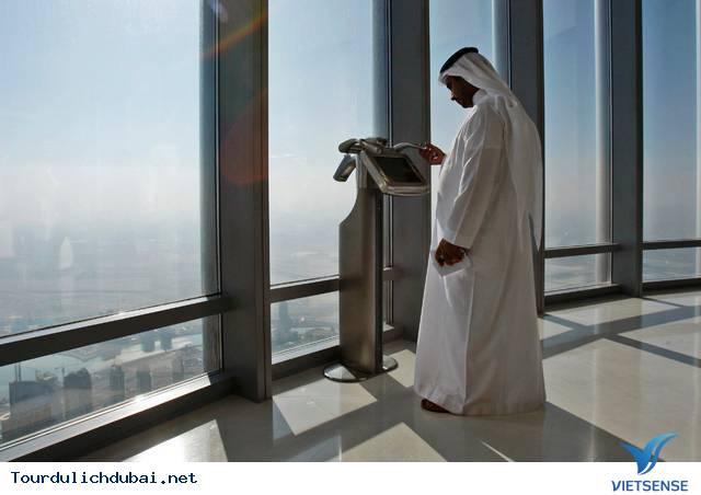 Tháp Burj Khalifa - Ảnh 2