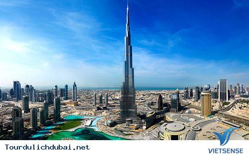 Tháp Burj Khalifa - Ảnh 1