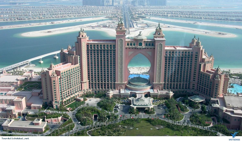 Tour du lịch Dubai - Abu Dhabi 5 ngày trong tháng 5 từ Hồ Chí Minh