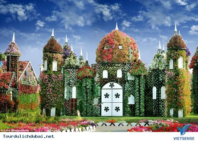 TOUR HÀ NỘI - DUBAI - ABUDHABI 6N5Đ - Tặng Vé Tham Quan Vườn Hoa + Lên Tháp