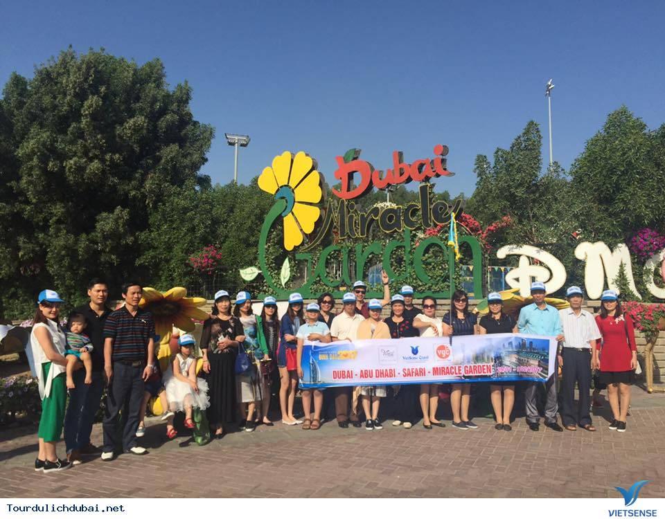 Tour du lịch Dubai khởi hành dịp lễ 2/9/2017 : Tặng CAFE BĂNG cao cấp
