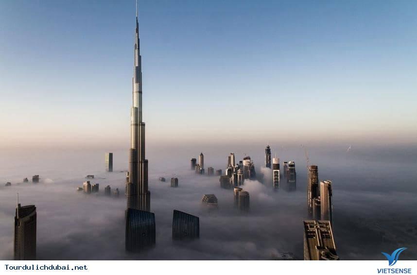Tour du lịch Dubai khởi hành tháng 7 từ thành phố Hồ Chí Minh