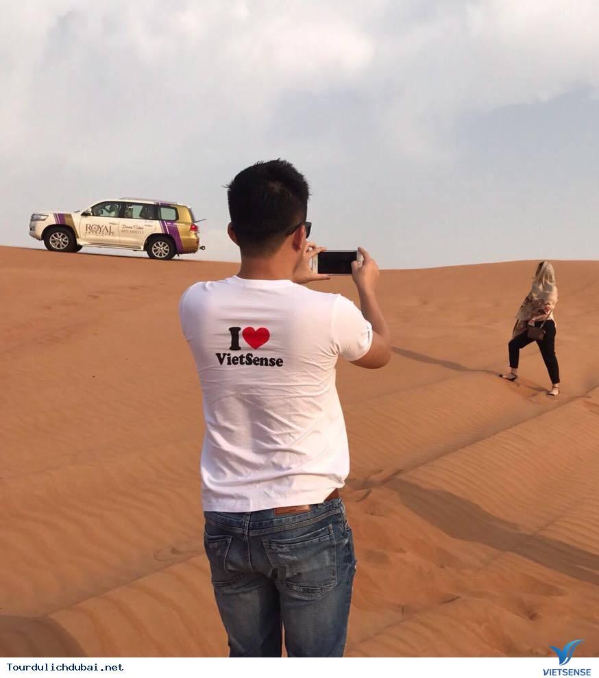 Tour Hà Nội Dubai 2018 cùng hàng không Emirates