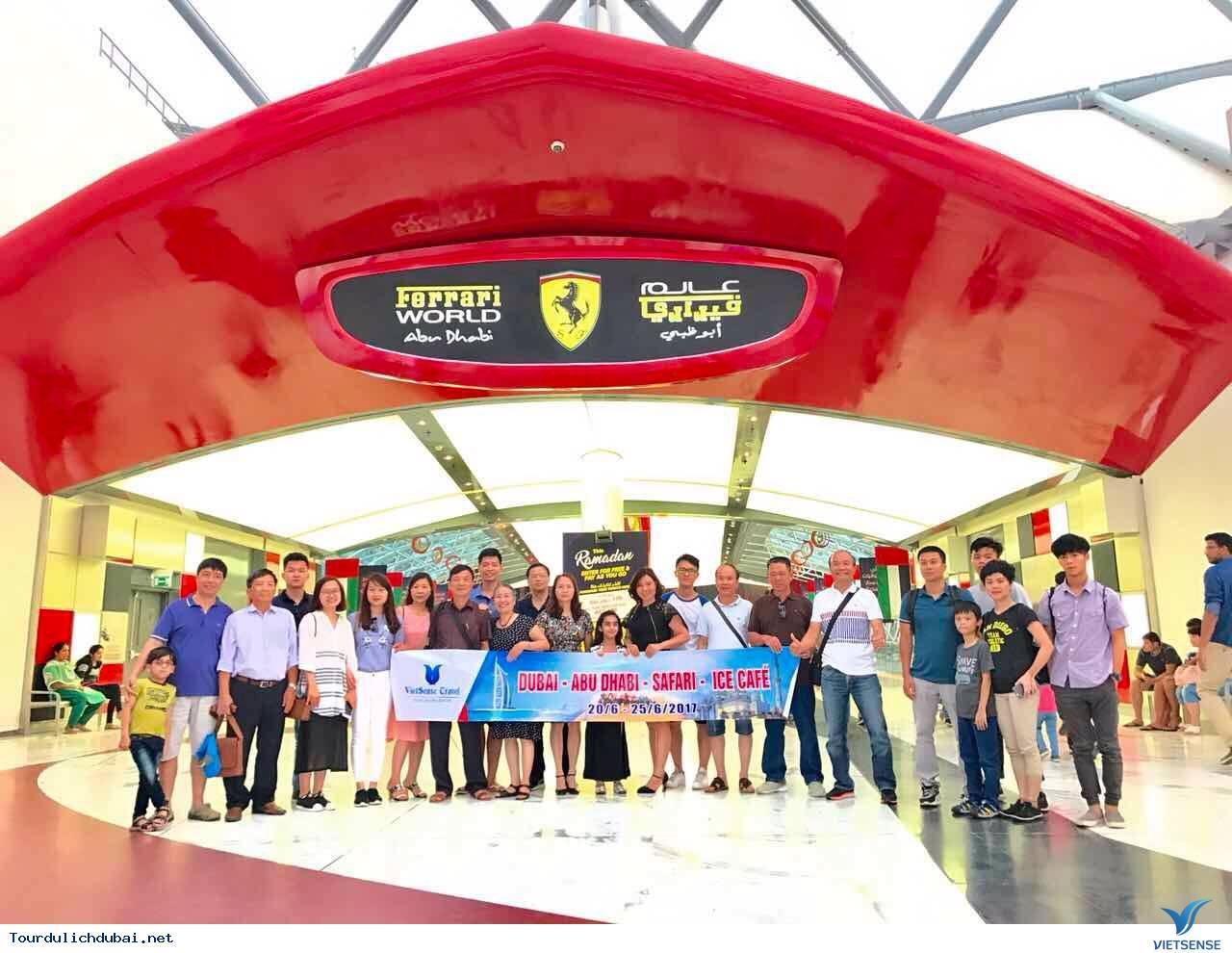 Tour Dubai khởi hành ngày tháng 8 & 9.2017 : Bay thẳng 100%, tặng cafe băng cao cấp & 2 đêm 5*