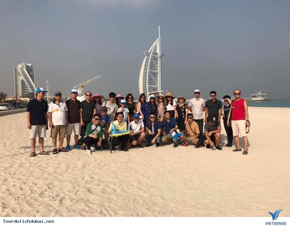 Tour Dubai khởi hành tháng 8