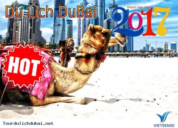Tour Dubai Tết Âm Lịch