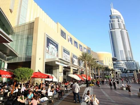 Trung Tâm Thương Mại Dubai Mall,Trung Tam Thuong Mai Dubai Mall