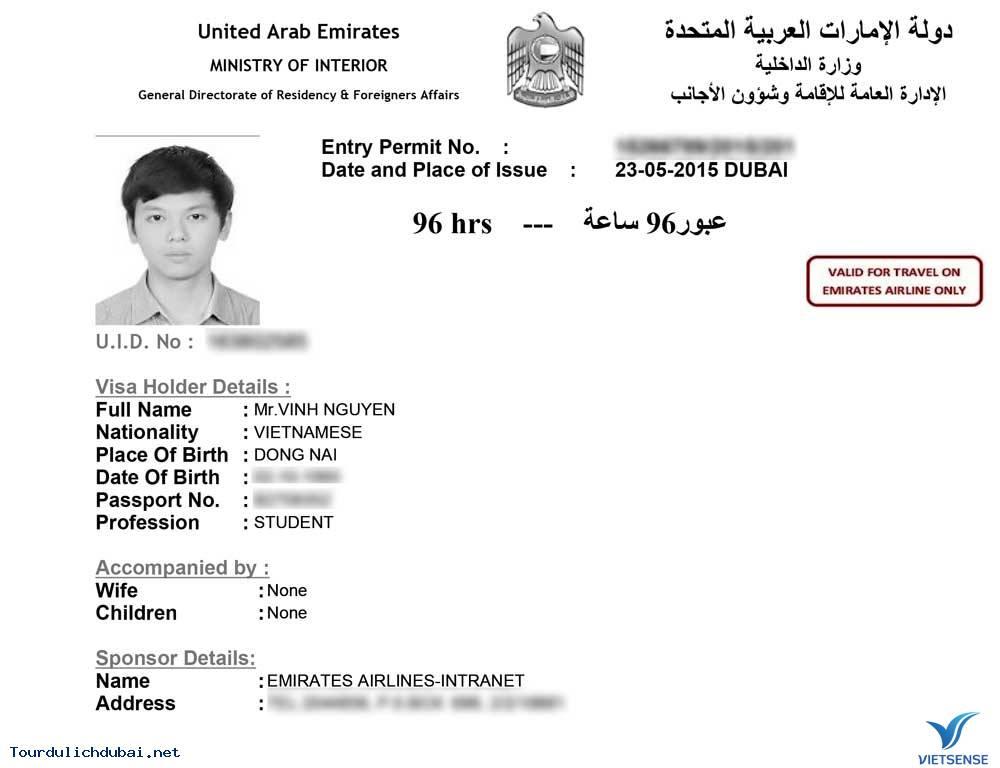 Tự túc xin visa transit 96h Dubai – tại sao không? - Ảnh 2
