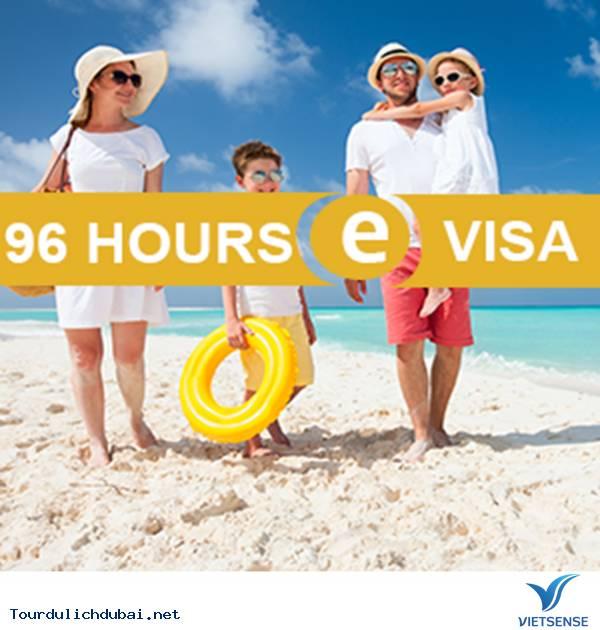 Tự túc xin visa transit 96h Dubai – tại sao không? - Ảnh 1