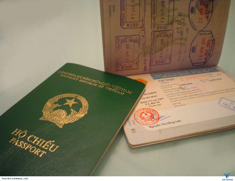 Visa du lịch Dubai và những giấy tờ quan trọng - Ảnh 2